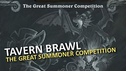 Nový Tavern Brawl je The Great Summoner Competition - Standard