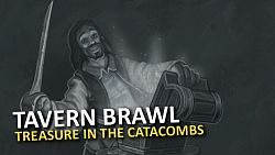 Nový Tavern Brawl je Treasure in the Catacombs!