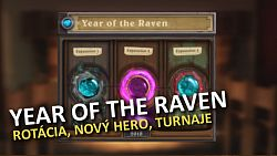 Year of the Raven: Tournament Mode a Ice Block rotuje do Hall of Fame