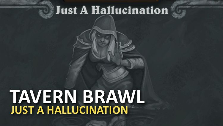 Nový Tavern Brawl je Just a Hallucination